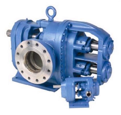双作用水力活塞泵结构图